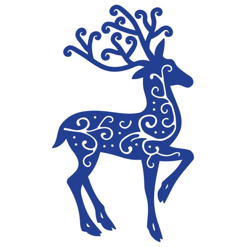 Рога оленя на новый год своими руками фото 50