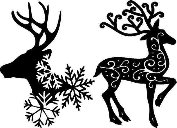 Рога оленя на новый год своими руками фото 388