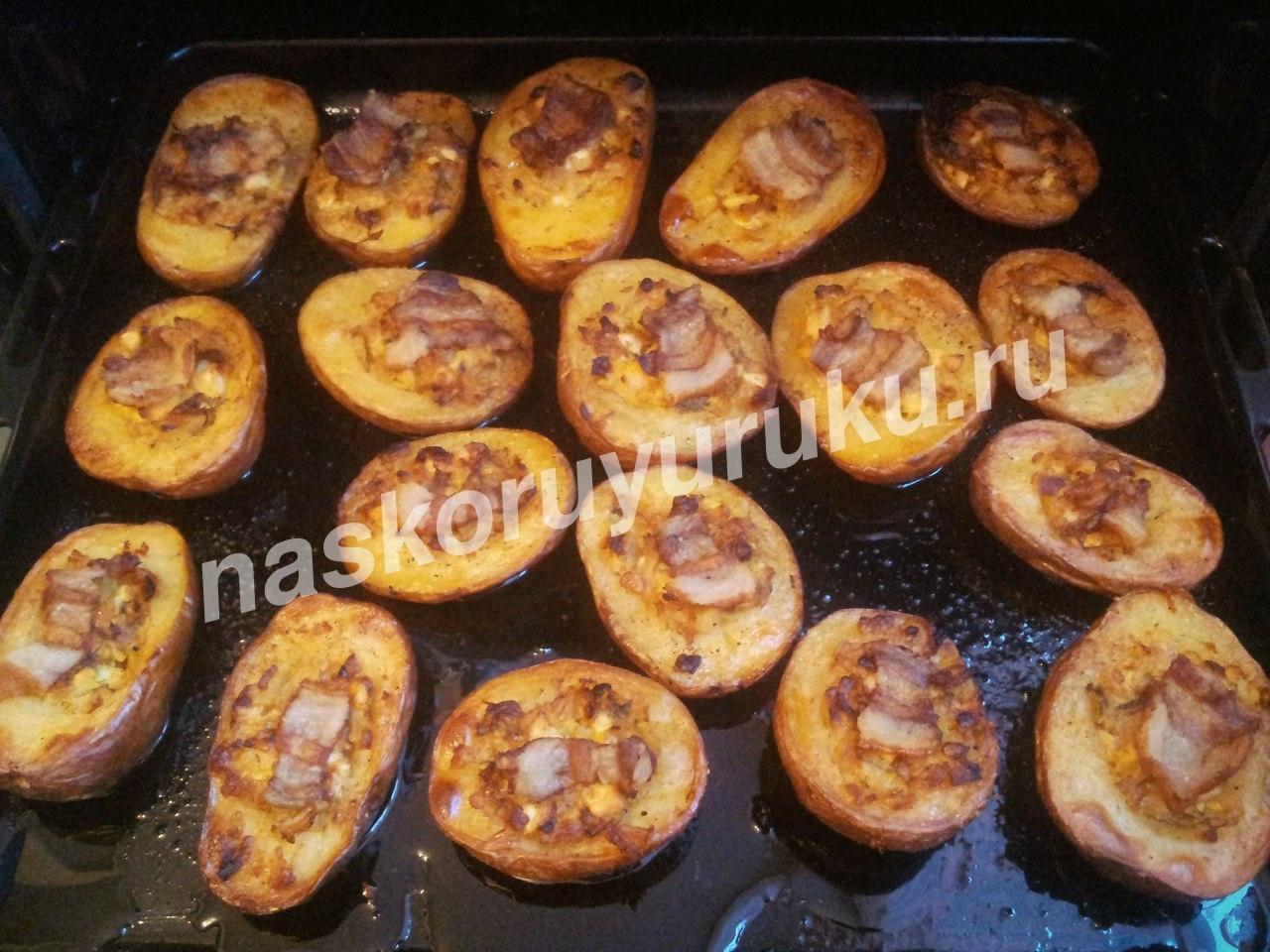 Вкусная картошка в духовке с майонезом рецепт пошагово