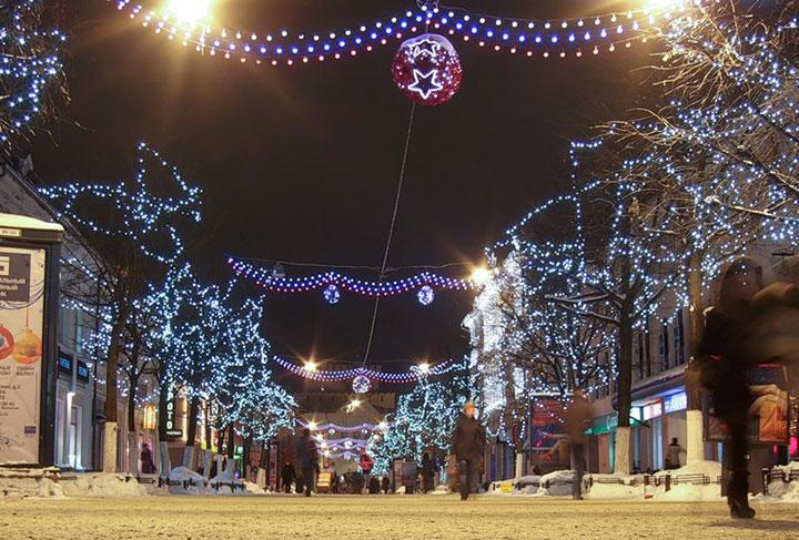 Новый год 2019 во Владимире: фото, цены на туры и новогодний отдых новые фото
