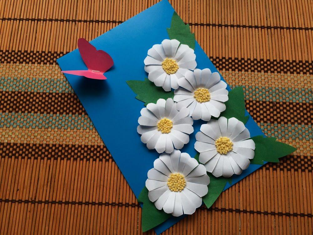открытка маме с букетами окей бумер