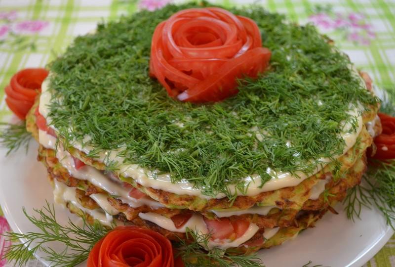 тем, овощной торт постный рецепты с фото многолетней работе