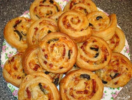 мини пицца рецепт в домашних условиях в духовке