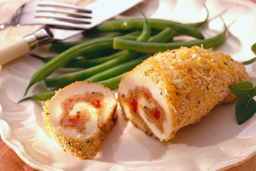 Chicken-roll-ups