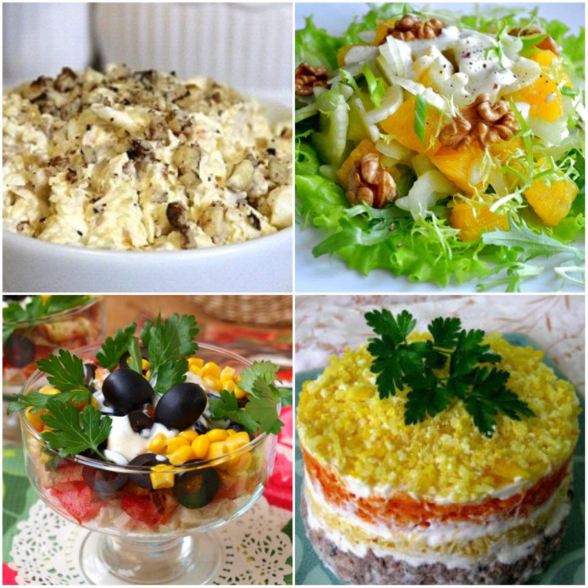 Салат из консервированных кальмаров | Рецепты. Просто ...