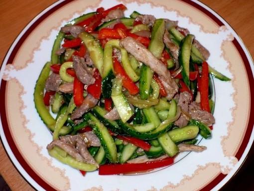 что приготовить рецепты с фото салаты