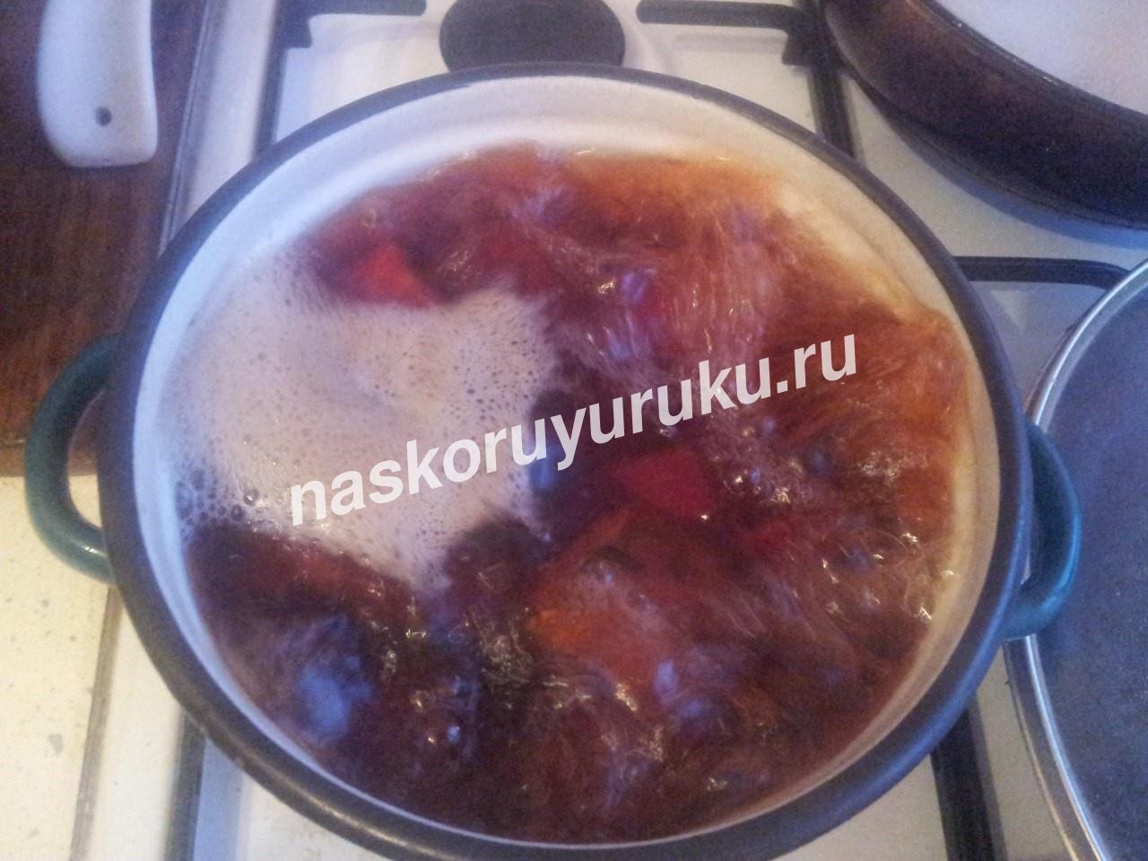 Потушить картошку с ребрышками рецепт с фото