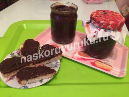 Nutella v domashnikh usloviyakh , retsept s foto