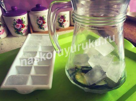 Ogurechnaya voda dlya pokhudeniya 2