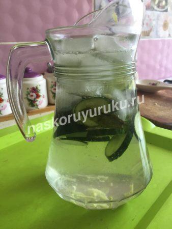 Ogurechnaya voda dlya pokhudeniya 5