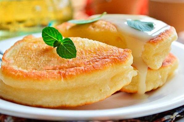 лучшие рецепты оладьев на кефире