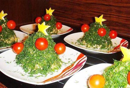 salat yelochka