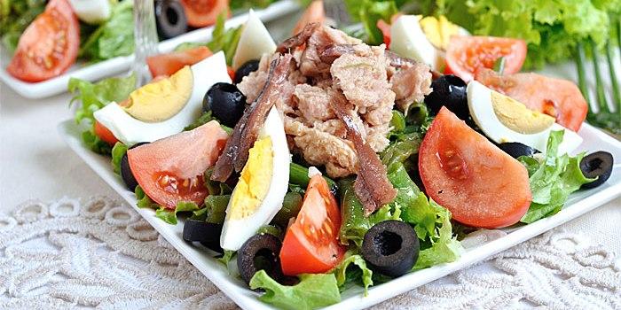 рецепты салатов на рецепты с фото простые и вкусные
