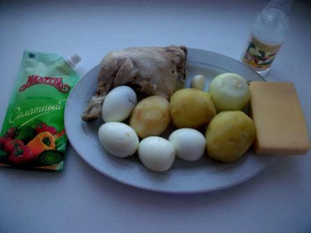 Salat Sugroby , poshagovyy retsept s foto 2