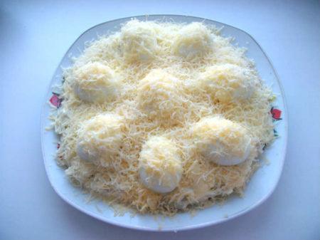 Salat Sugroby , poshagovyy retsept s foto