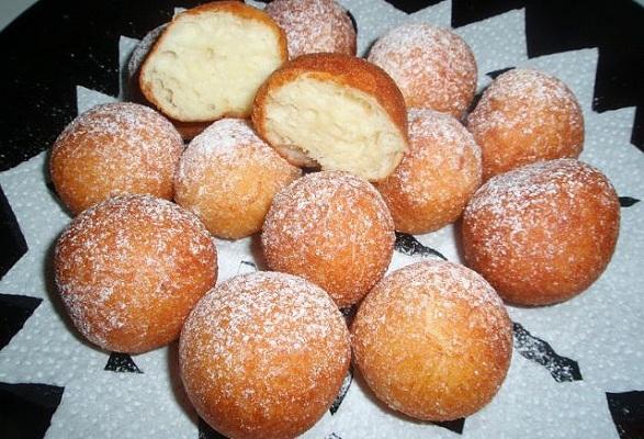 Рецепт пончиков в форме 115