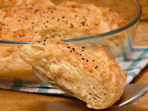 Пирог с луком и яйцом в мультиварке рецепты с фото