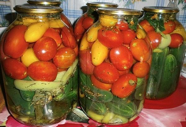 Рецепт запеченных овощей в духовке с фото пошагово