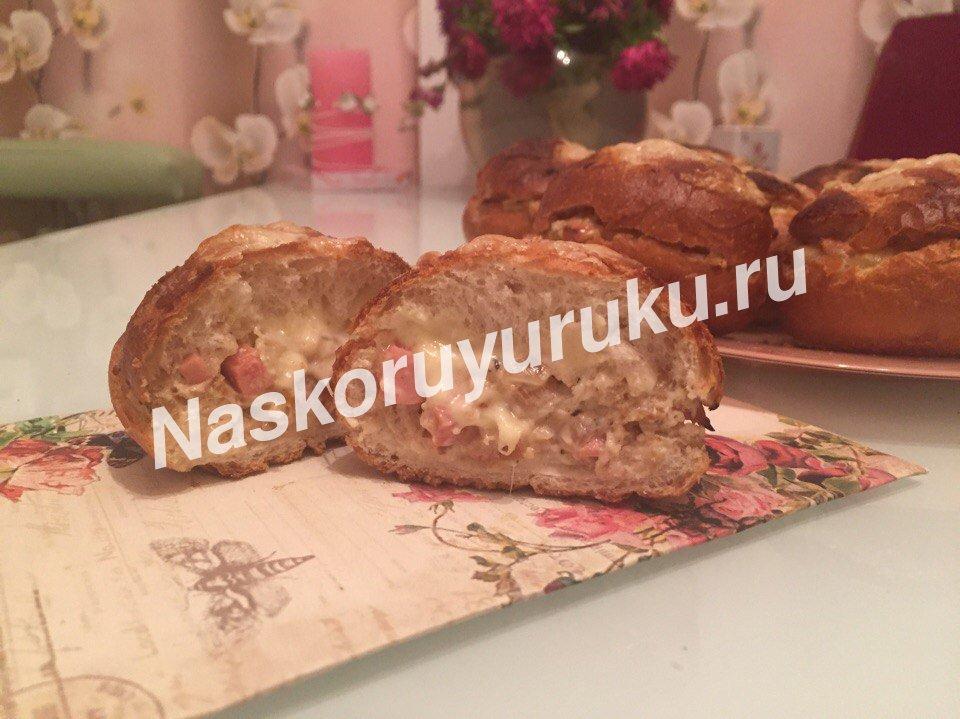 Булочки рецепты с фото пошагово