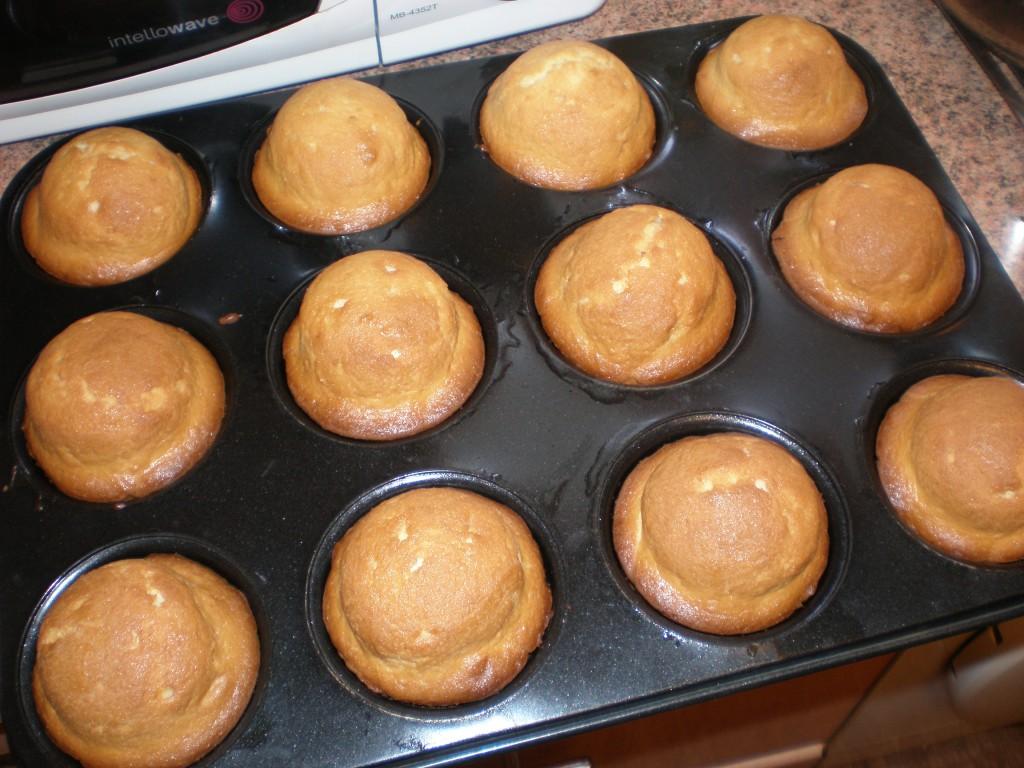 вкусные рецепты кексов в формочках в духовке